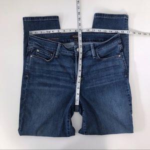NYDJ Jeans - NYDJ 10 Alina Convertible Ankle Jeans Medium Wash